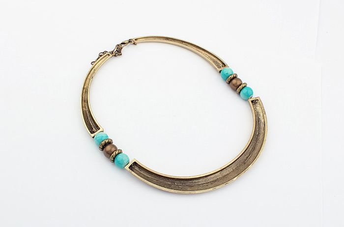 Ethnic Alloy Necklace For Men and Women