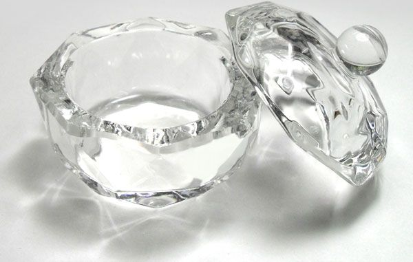 Nail Art Tool Crystal Glass