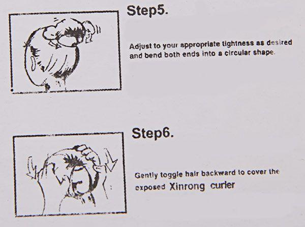 Fashion Beauty 4 in1 Hair Disk/Hair Comb/Hair Plate/ Magical Hair Pattern Plate - Black