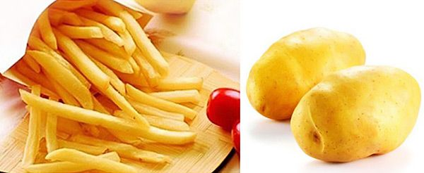 1PCS Creative Potato Bar Cutting Machine Potato Chips Cut Machine