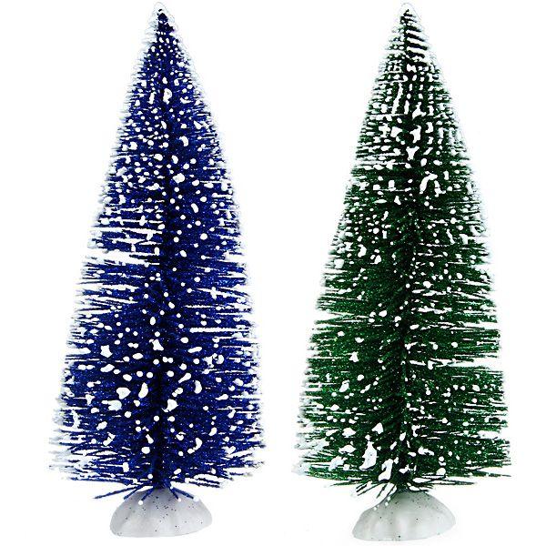 Mini Plastic Desktop Christmas Tree Xmas Decoration Supplies for Festival Gift