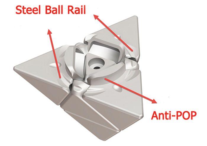 MoYu Creative Pyraminx Magic Speed Cube Educational Toy