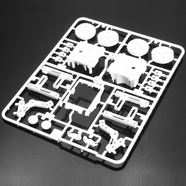 CUTE SUNLIGHT 2115 14-in-1 DIY Solar Robot Pattern Building Block Assembling Puzzle Game