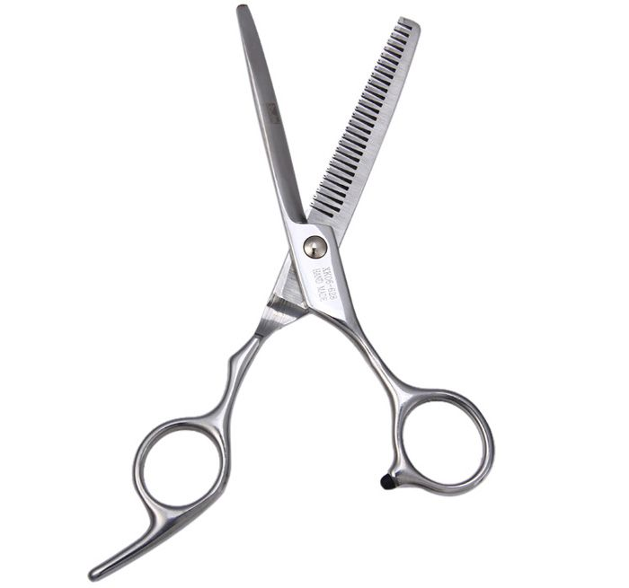 Professional Stainless Steel Grooming Hair Thinning Scissors