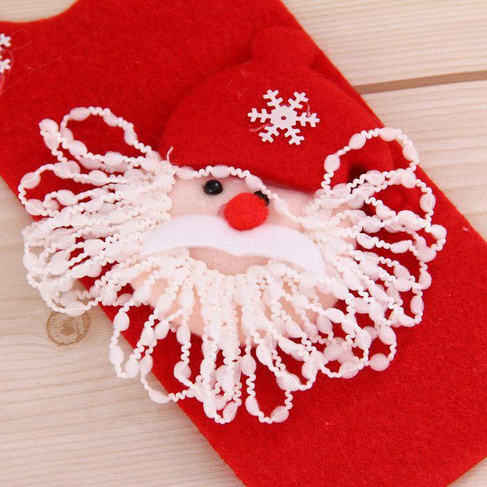 LED Flashing Snowman Doorknob Drop for Christmas Decoration