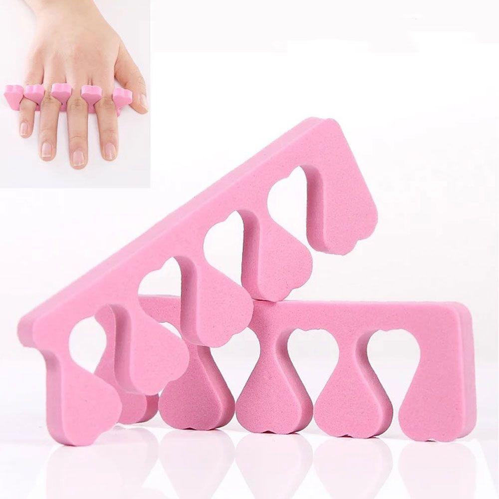 Trendy Soft Sponge Foam Finger Nail Art Toe Separator