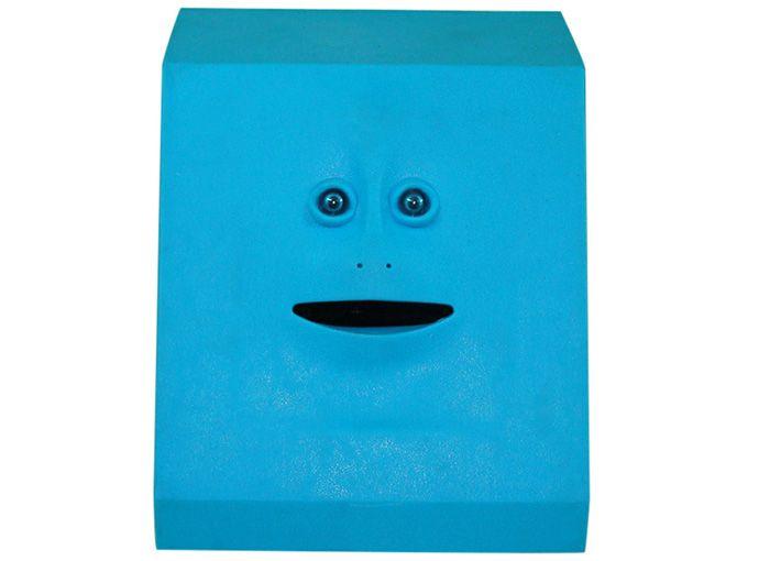 Face Bank Coin Saving Pot Smile Face Design Birthday Gift for Children