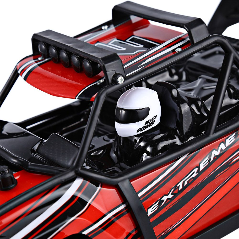 ZC RC 333 - GS04B X - Knight 1 : 18 2.4G 4 Wheel Drive Big Foot RC Speed Buggy