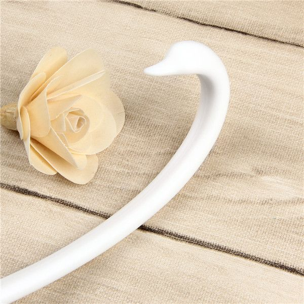 Creative PP Elegant Swan Style Ladle for Kitchen