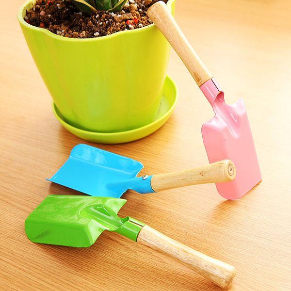 Multifunctional Garden Tools Plant Pot Planting Mini Flower Shovel