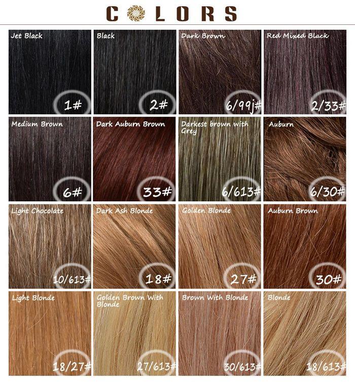 Charming Medium Straight Human Hair Side Bang Capless Wig