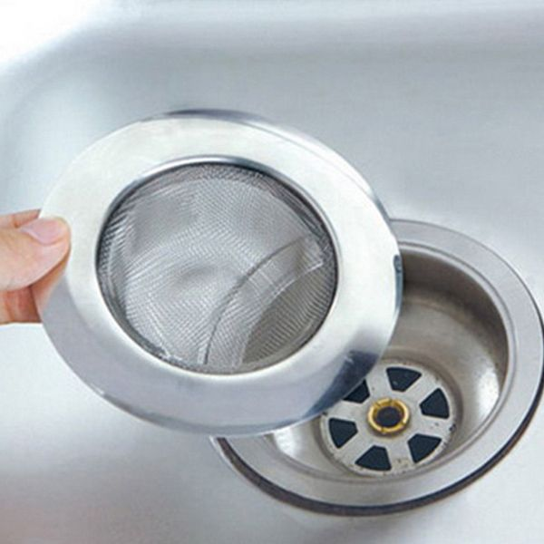 Hot Kitchen Cooking Tool Anti-Fouling Stainless Steel Sink Strainer