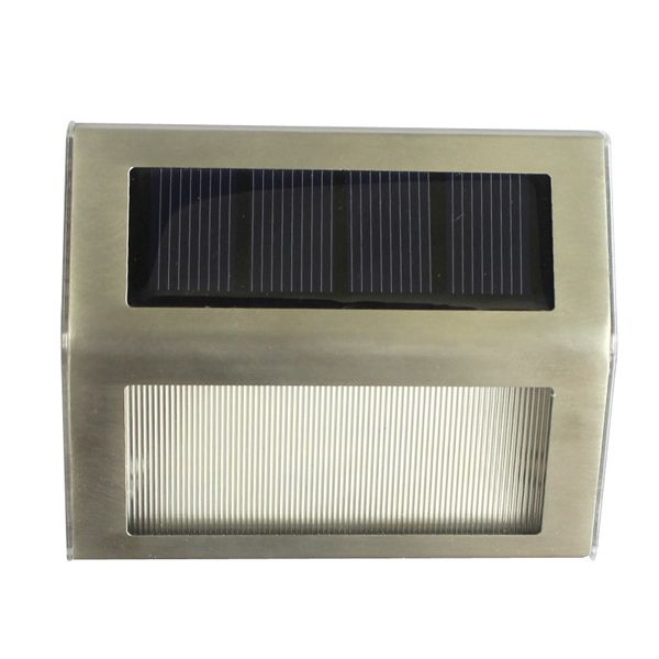 New Outdoor Garden 8 Led Solar Shed Eaves Work Light Lamp: Colormix Led Solar Garden Lights Outdoor Decorative