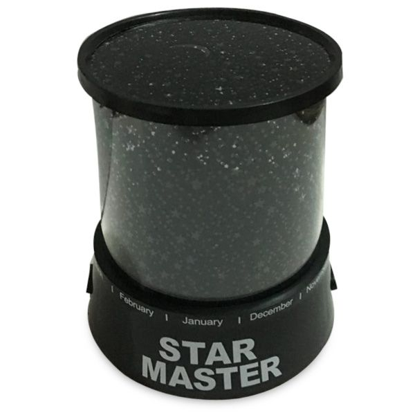New Rotating Music Night Lights Star Sky Projector