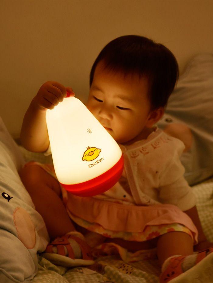 Tumbler Eye Protection USB Bedside LED Night Light