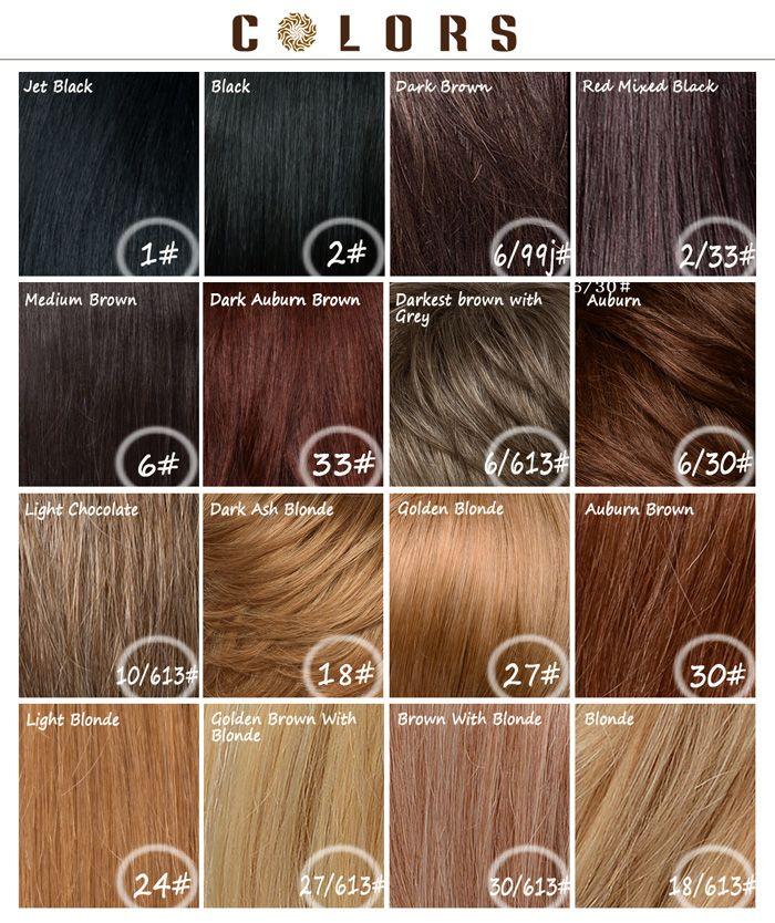 Siv Hair Long Straight Full Bang Human Hair Wig