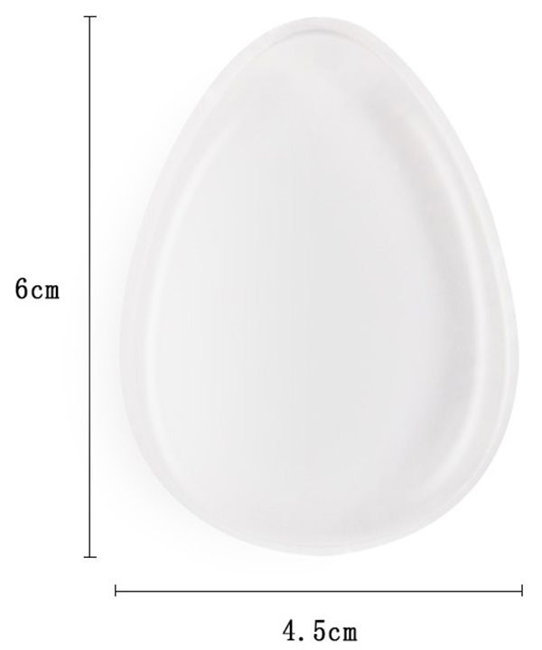 MAANGE Teardrop Shape Silicone Makeup Blender