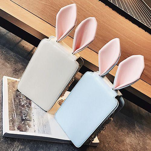 Rabbit Ear Cross Body Chains Bag