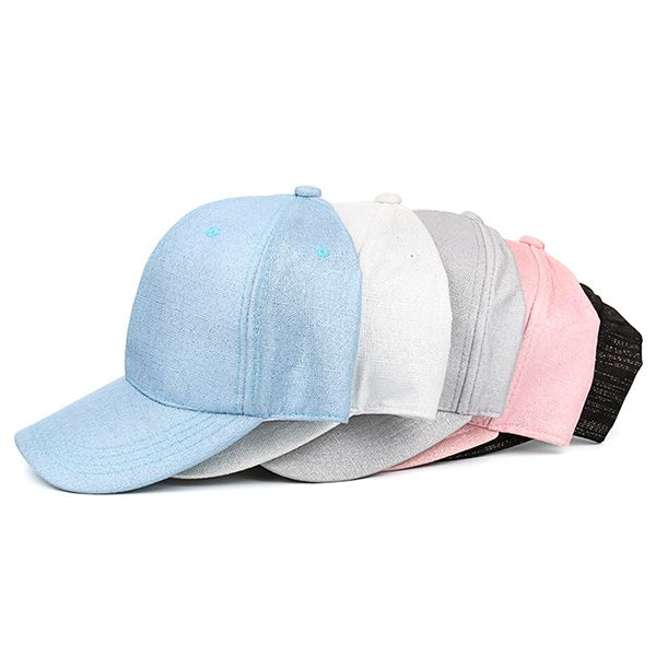 Cannetille Fabric Outdoor Baseball Cap
