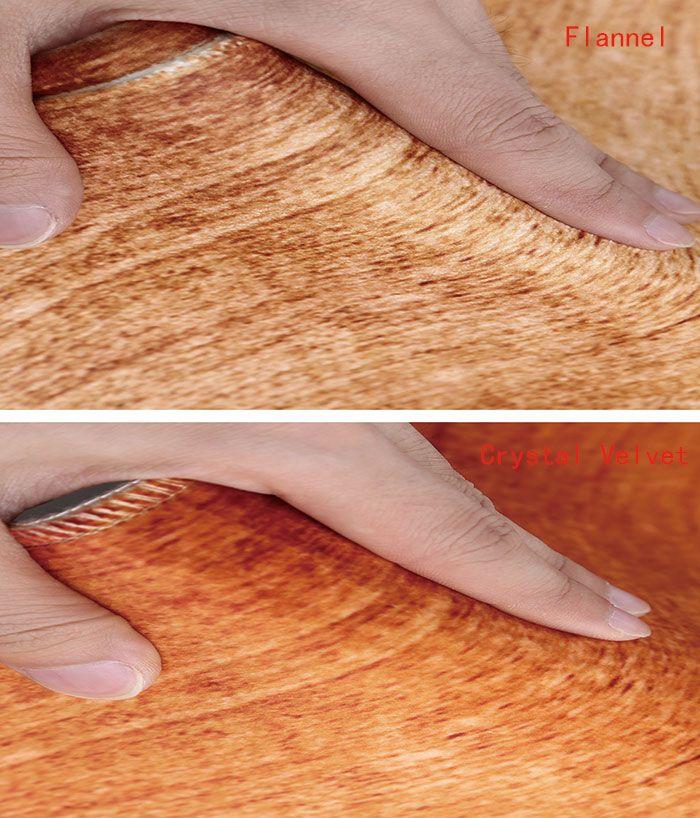 Wood Grain Print Rug: 2018 Wood Grain Print Water Absorption Bath Mat In Wooden
