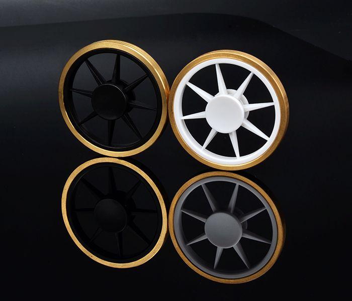 Anti-Stress Toy Wheel Shape EDC Fidget Spinner