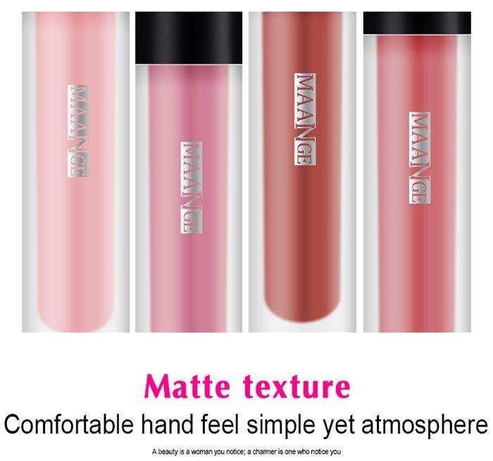 Long Wear Matte Moisturizing Lip Glaze