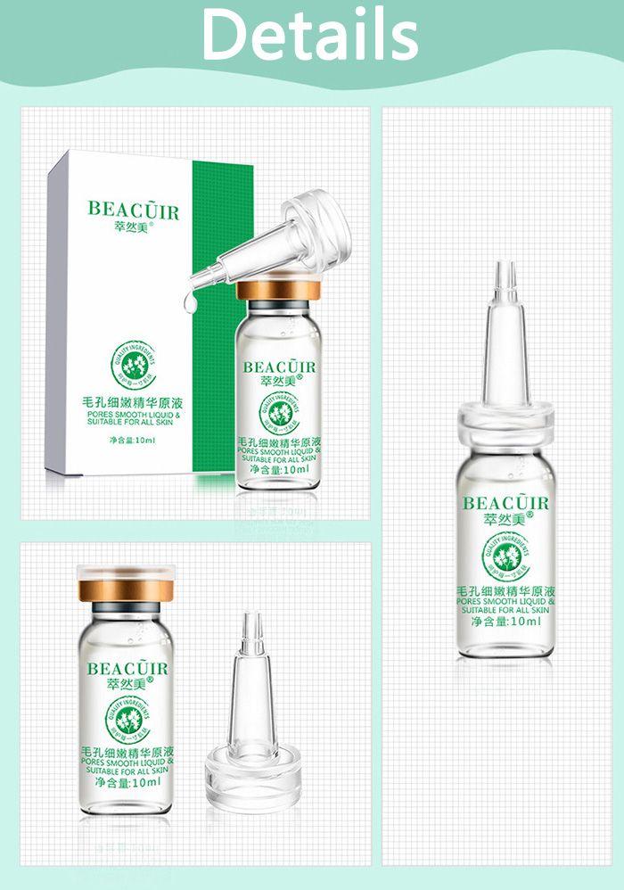 10ml*1pc Skin Repair Shrink Pores Essence Liquid