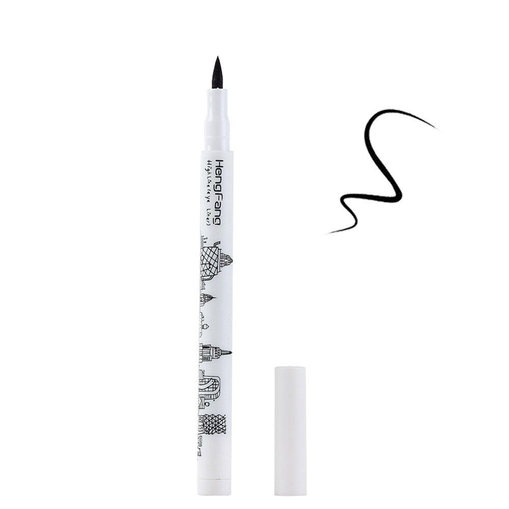 Black Long Wear Eyeliner Waterproof Liquid Eyeliner Pen