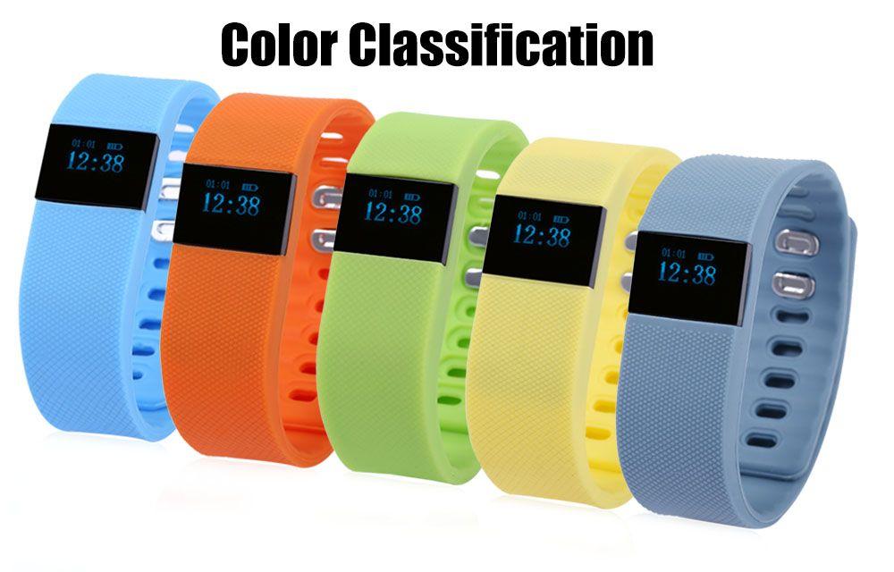 TW64 Smart Sports Bluetooth Watch Call Reminder Sleep Monitoring