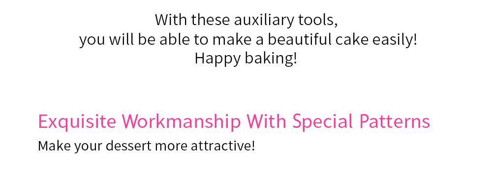 DIY Cup Cake Fondant Baking Tools Paste Decorating Kit