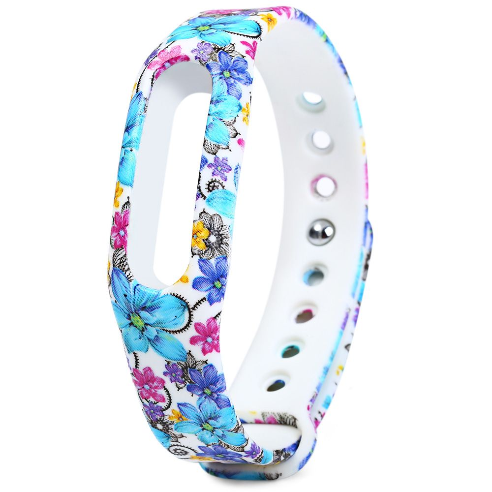 Floral Style Rubber Band