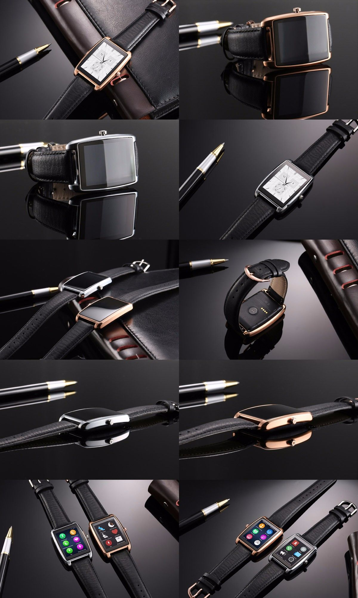 Zeblaze Cosmo Smart Bluetooth 4.0 Watch Fitness Tracker Wristwatch