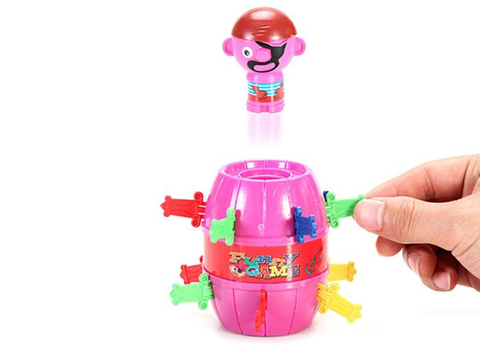 Children Funny Lucky Game Gadget Joke Toy Projectile Fun