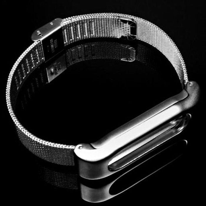Anti-lost Milanese Style Stainless Steel Strap