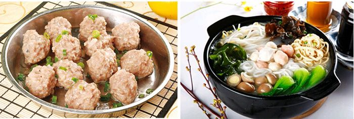 Convenient DIY Meatball Maker Fish Ball Mold Making Machine