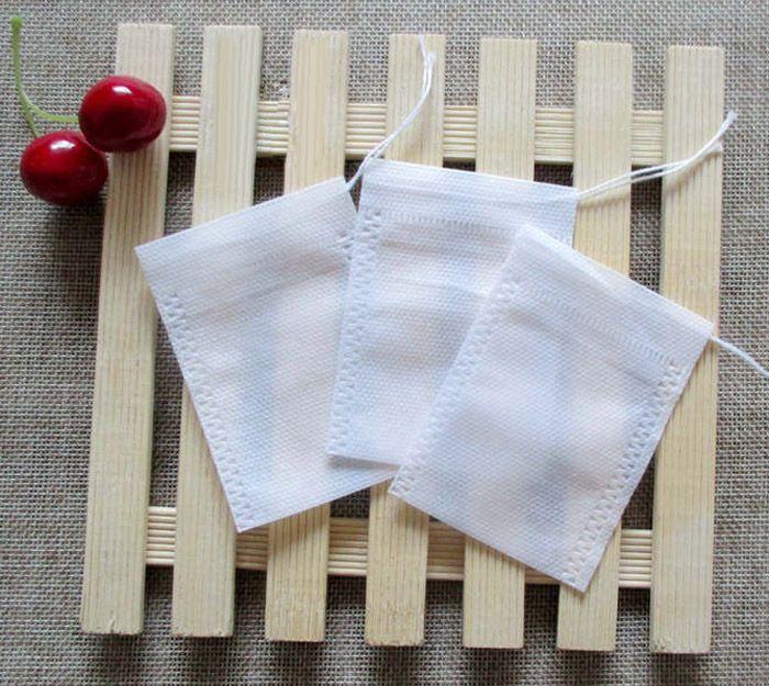 100PCS Multi-functional Non-woven Herbal Tea Bag Practical Teabags Strainer