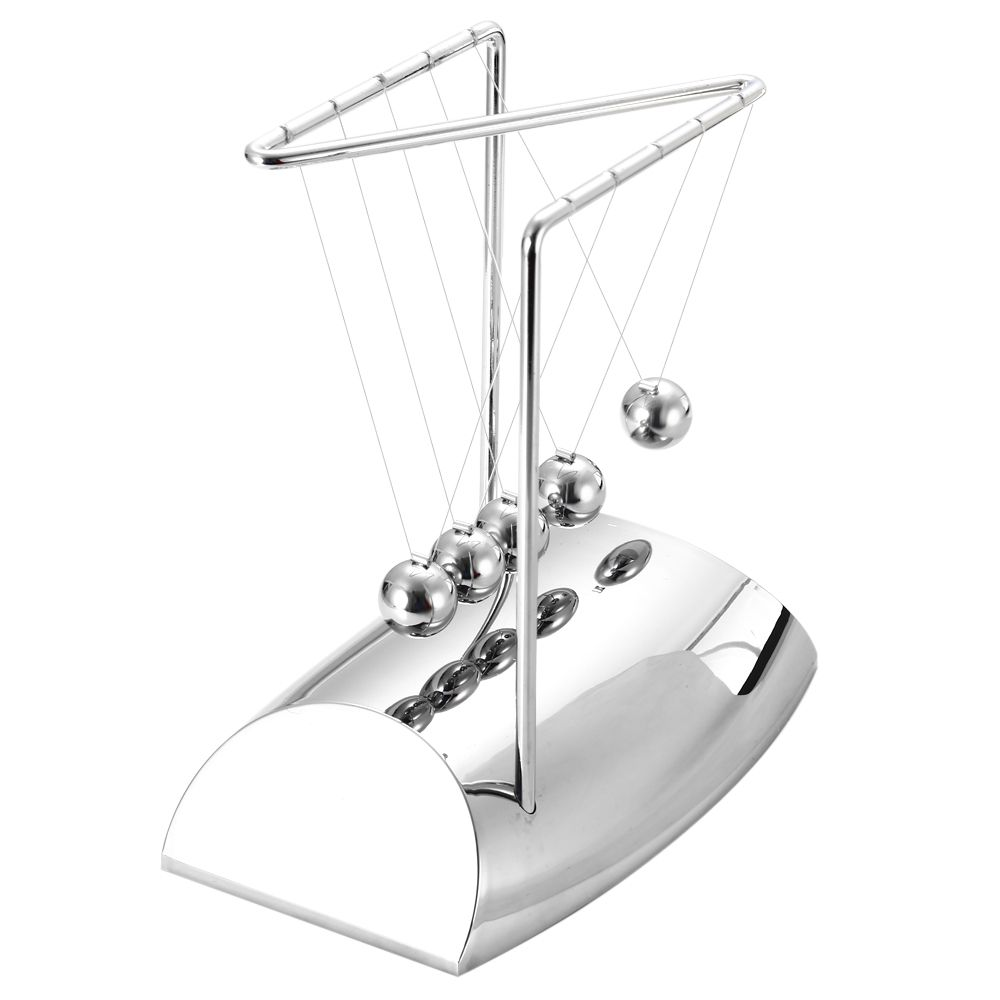 Creative Z Type Cradle Ball Pendulum Pool Home Decor Office Desk Decoration