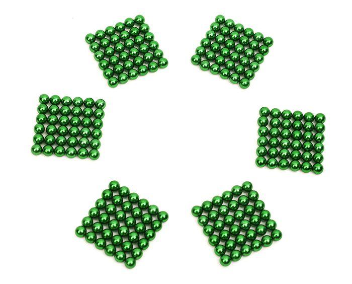 216Pcs Mini 5mm Diameter Magnetic Ball Puzzle NdFeB Novelty Toy