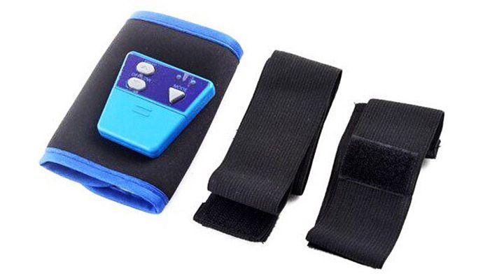 Electric Massage Belt Electronic Slimming Waistband for Arm Leg Waist