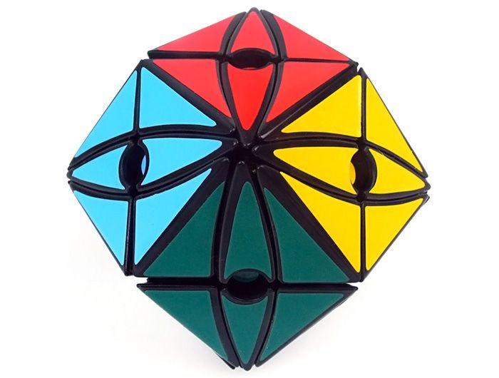 MoYu Moyan The Devils Eye Ⅲ Cube Puzzle Magic Cube Brain Teaser Educational Toy