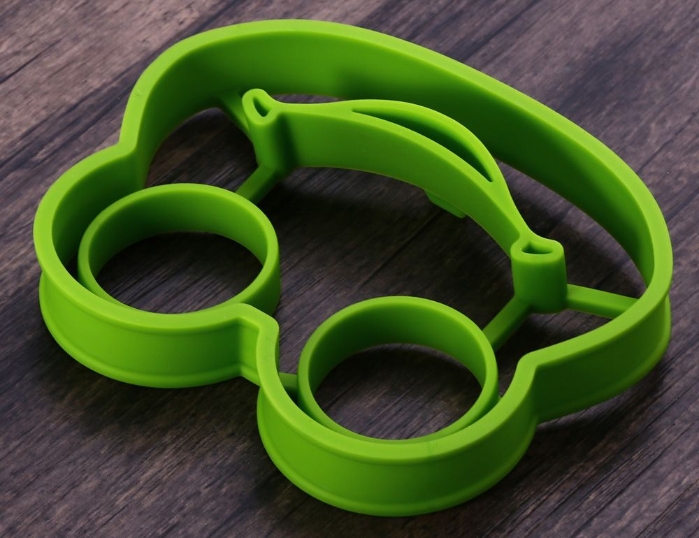 Silicone Frog Pattern DIY Baking Mold Cake Candy Biscuit Maker Mould