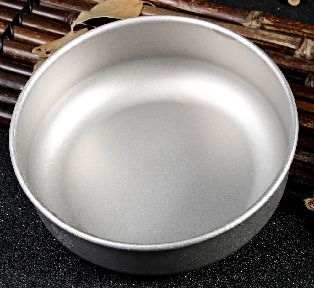 Keith KT335 600mL Titanium Bowl