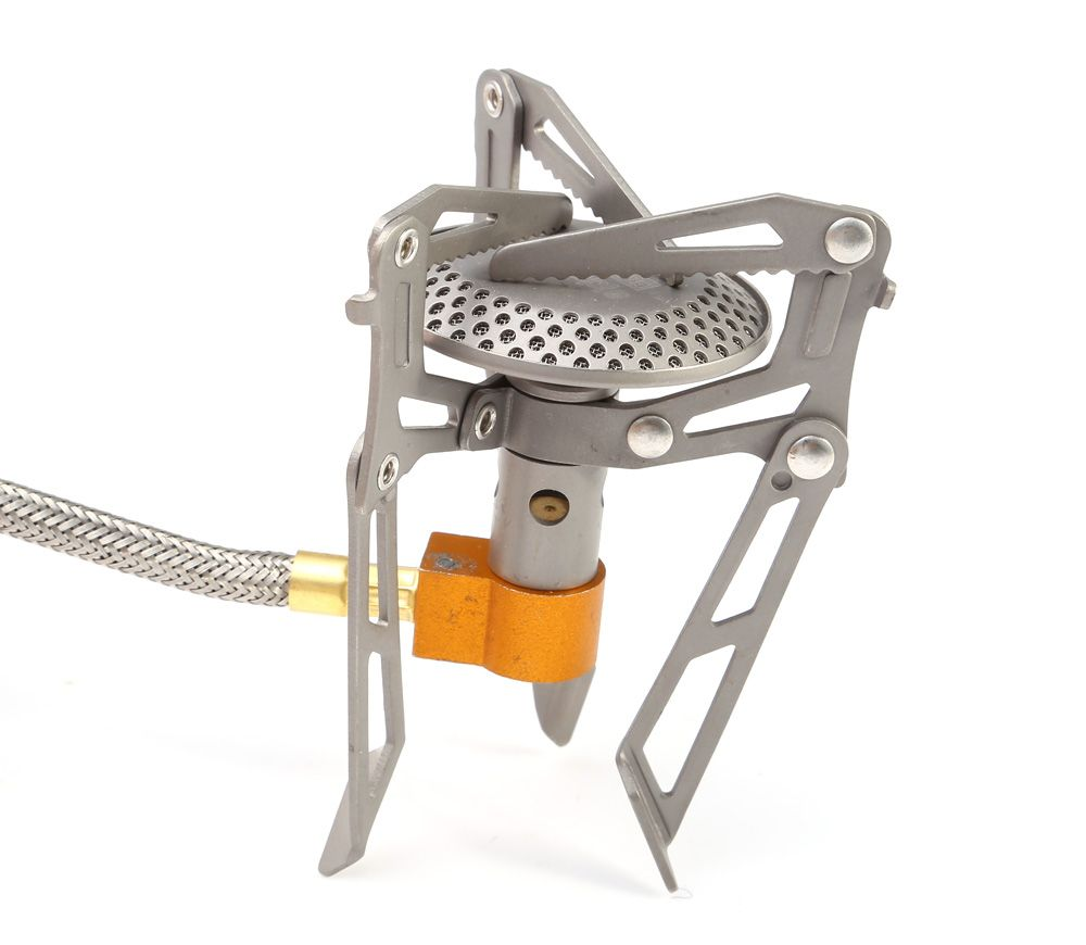 Fire - Maple FMS - 117T Split Titanium Gas Stove