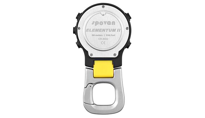 Spovan Element 2 Multi-function Outdoor Sports Climbing Mountaineering Watch Thermometer Altimeter Barometer Compass