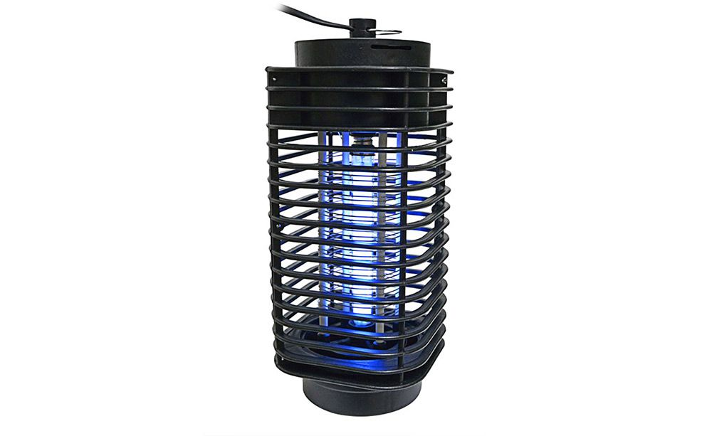 Electric Photocatalyst Mosquito Killer Lamp LED Flying Bug Traps Light