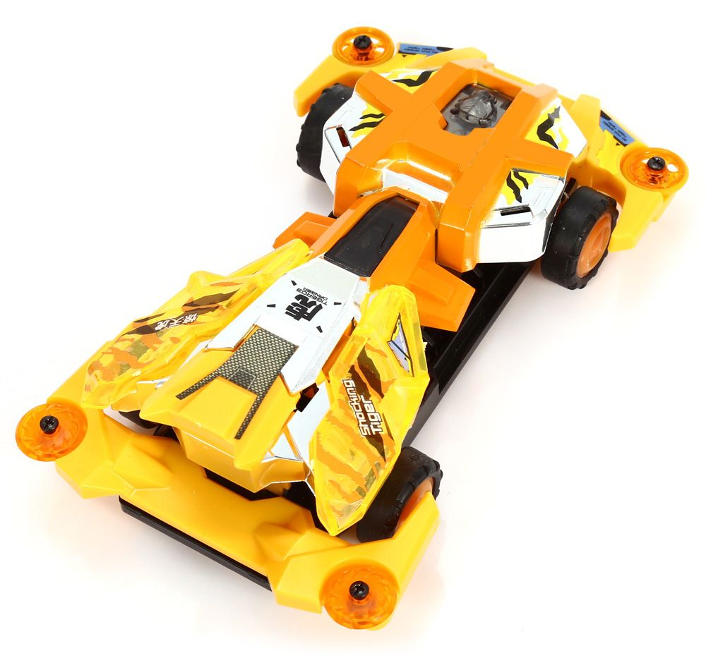 AULDEY 88009 Racing Car Kit ABS Building Brick Educational Birthday Present with Brushed Motor