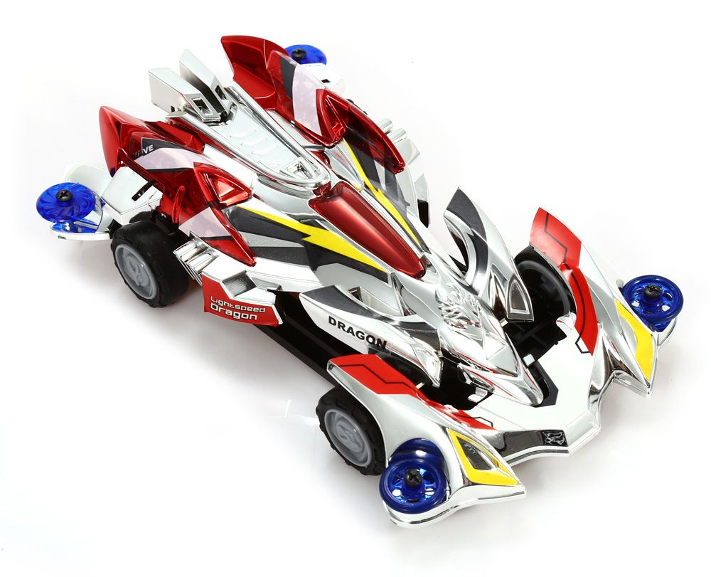AULDEY 88010 Racing Car Kit ABS Building Brick Educational Birthday Present with Brushed Motor