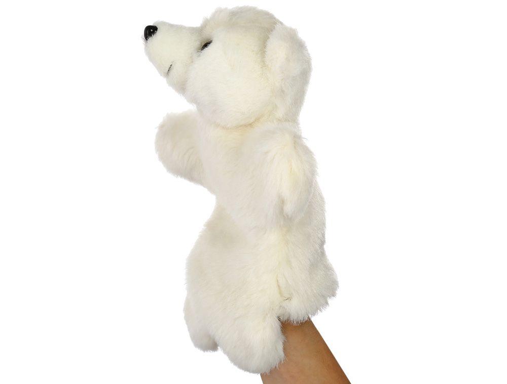 Animal Fluffy Hand Puppet Soft Toy Children Present