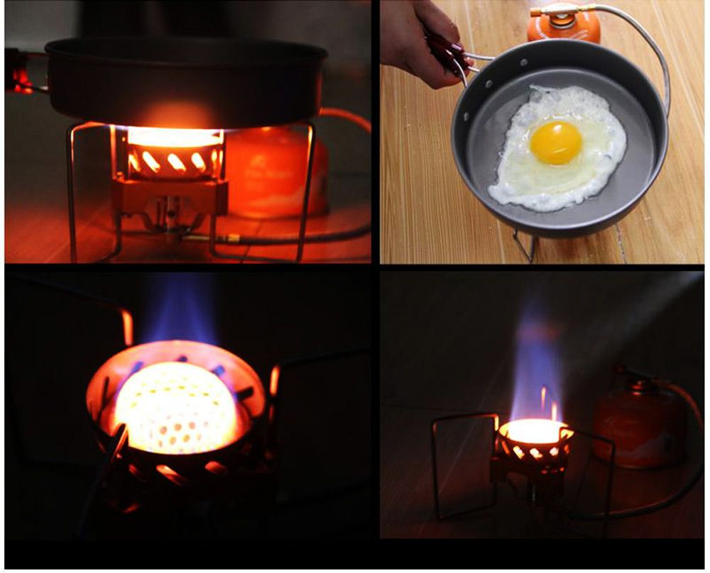 Fire - Maple FWS - 01 Aluminum Alloy Pot Set for Camping