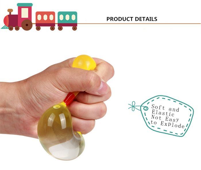 Funny Elastic Squeeze Smile Face Stress Release Vent Relax Toy for Kid